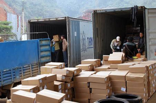 Loading & unloading service