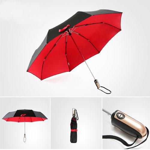 2 Folding Bottle Umbrella