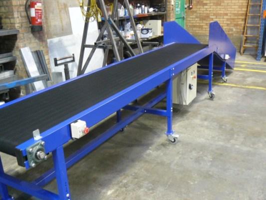 Plastic Conveyor Belts Functions