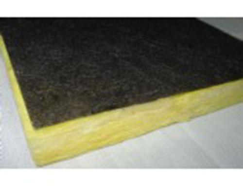 Glass wood board black tissue