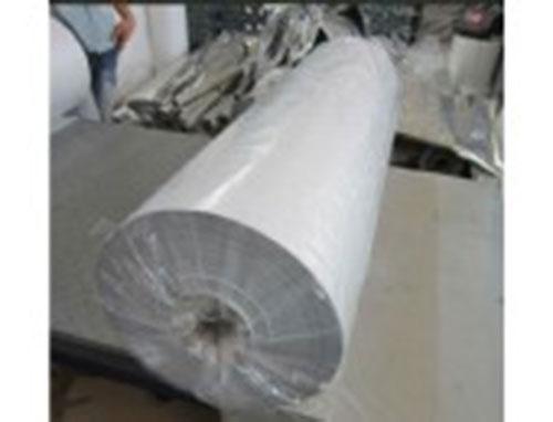 Foil woven insulation