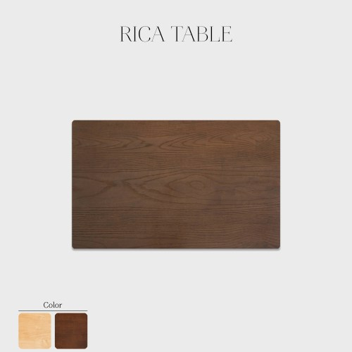 Rica table