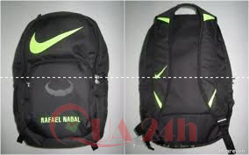 Advertising Backpack
