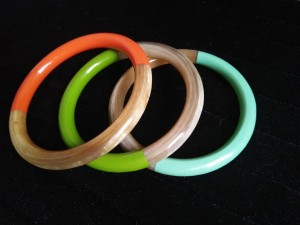 Horn handicarft product