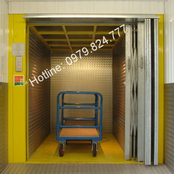 1000kg Lifting Elevator