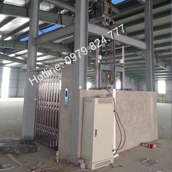 3000kg FLifting Elevator