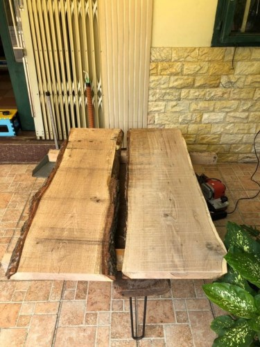 Sawn Timber For White Oak Table