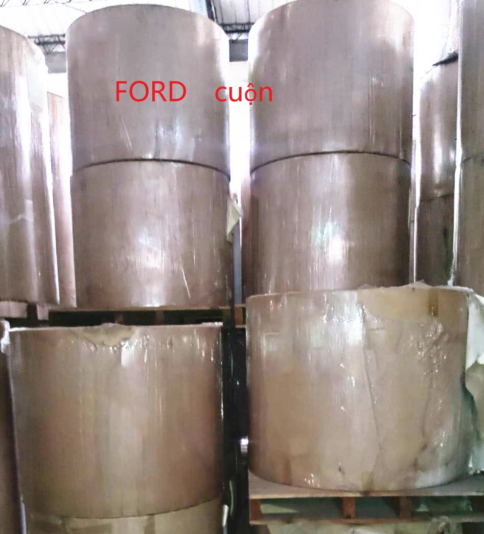 FORD paper roll